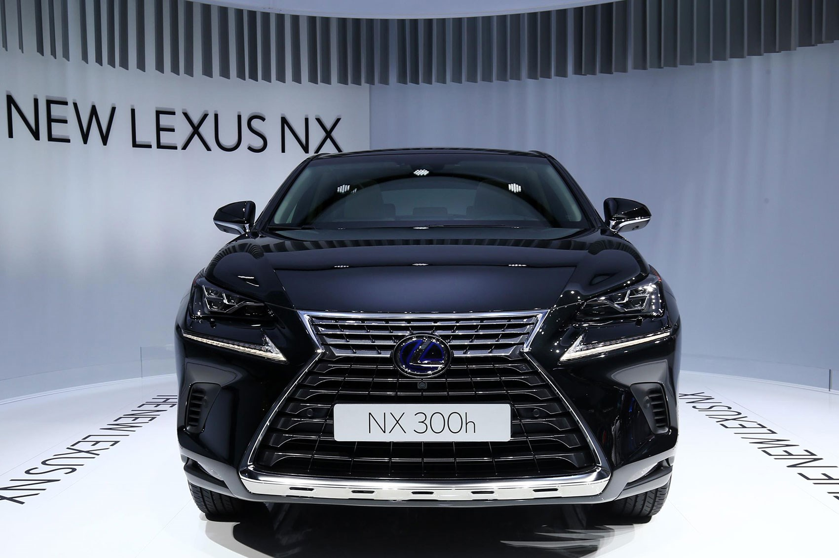 Lexus NX Facelift At Frankfurt Motor Show Pictures Specs - Lexus car show