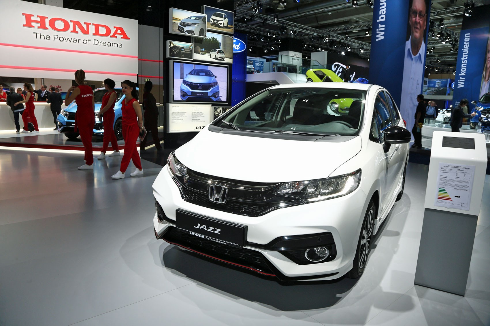 Honda jumps on the electrification bandwagon at Frankfurt