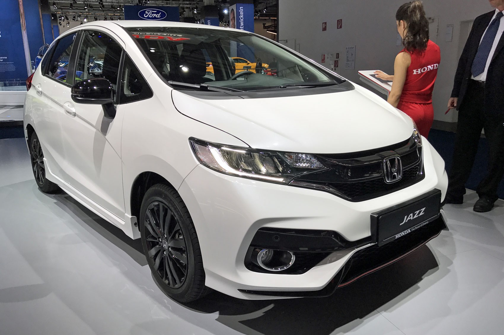 new honda jazz 2018 uk prices for facelifted mini civic revealed by car magazine. Black Bedroom Furniture Sets. Home Design Ideas