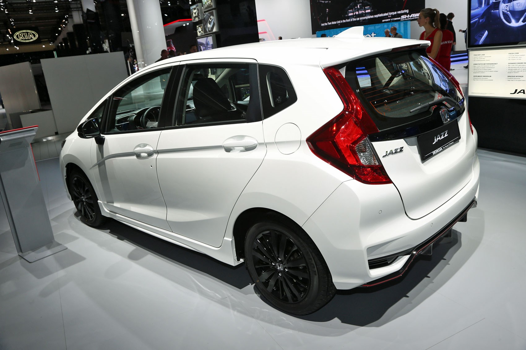 Honda Jazz Sport gets red pinstripe detailing - just like every other  supermini