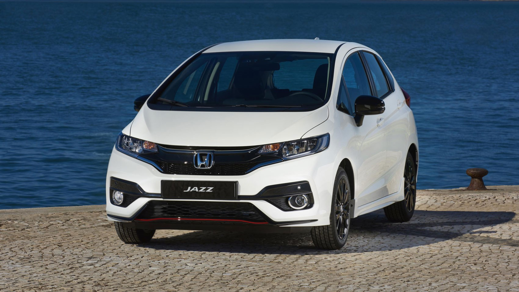Honda Jazz at the 2017 Frankfurt motor show ...
