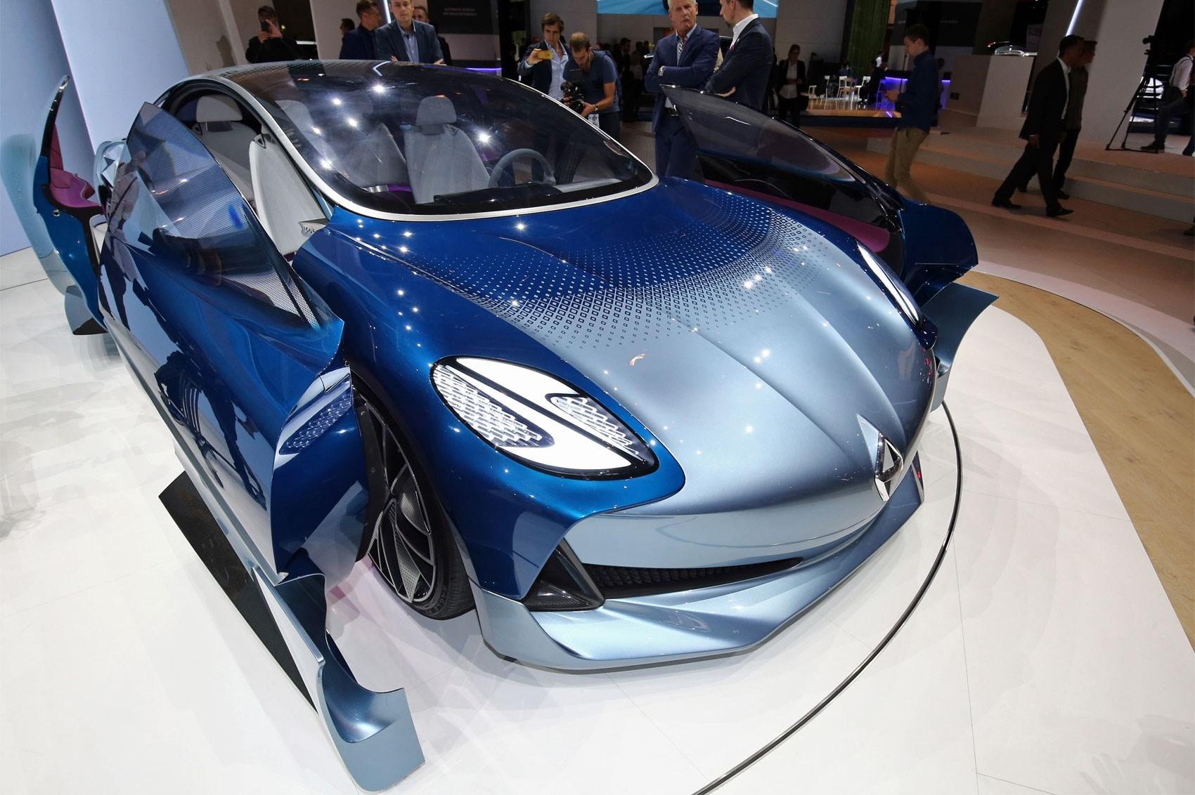Borgward Isabella Sports Car Concept Electric Suv Reality Car