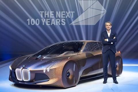 Adrian van Hooydonk, BMW