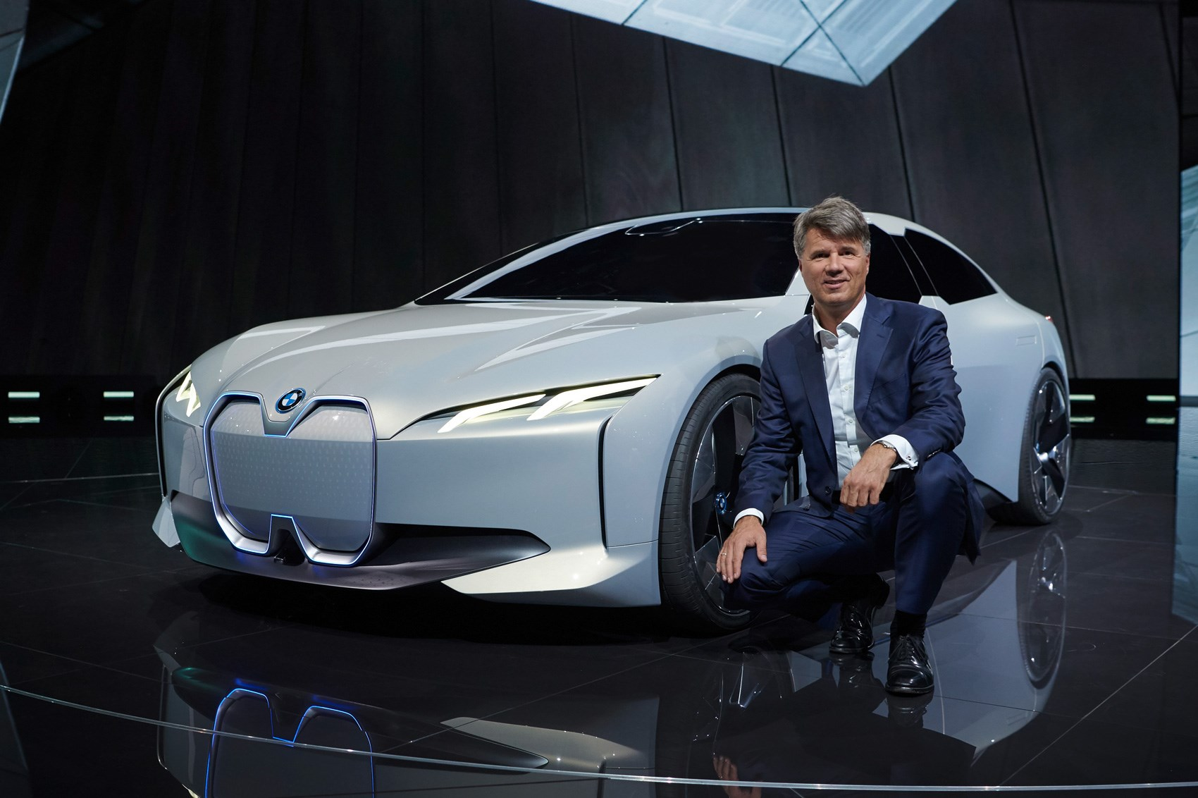 Taking the pulse of the BMW i brand: i5, iNext and more | CAR Magazine