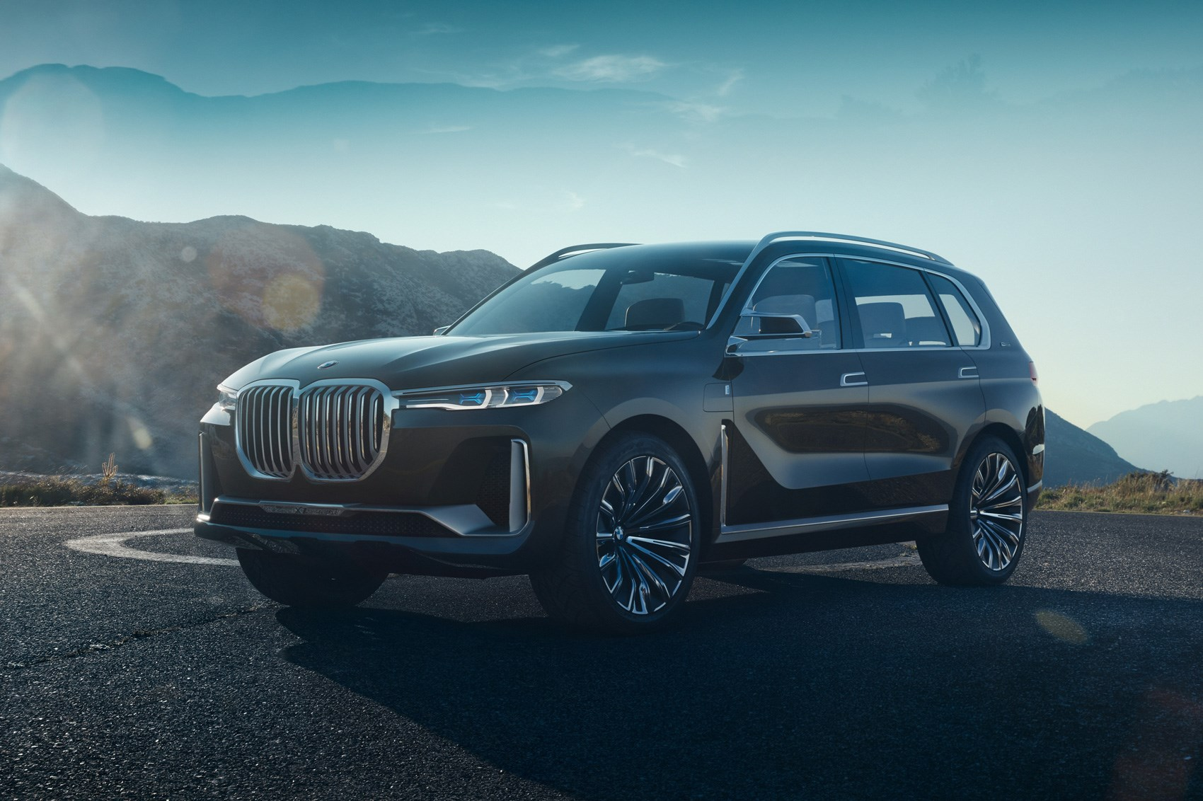 Taking the pulse of the BMW i brand: i5, iNext and more