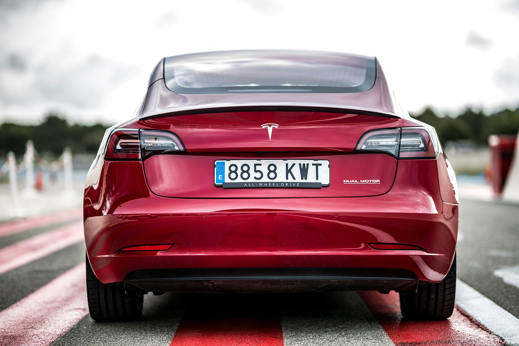 Tesla Model 3 Performance UK review
