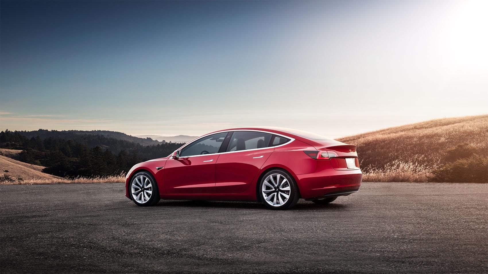 Tesla Model 3 UK review | CAR Magazine
