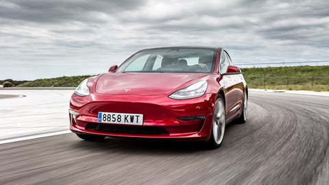 Tesla Model 3 UK review | CAR Magazine