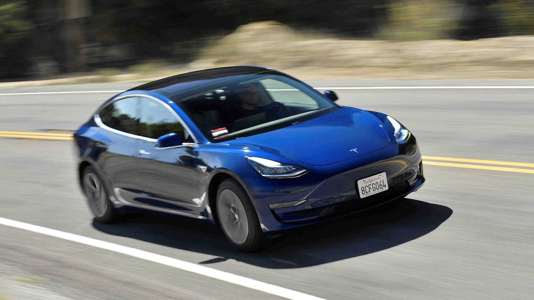 Tesla Model 3 Review We Drive Musk S Ev For The People Car Magazine