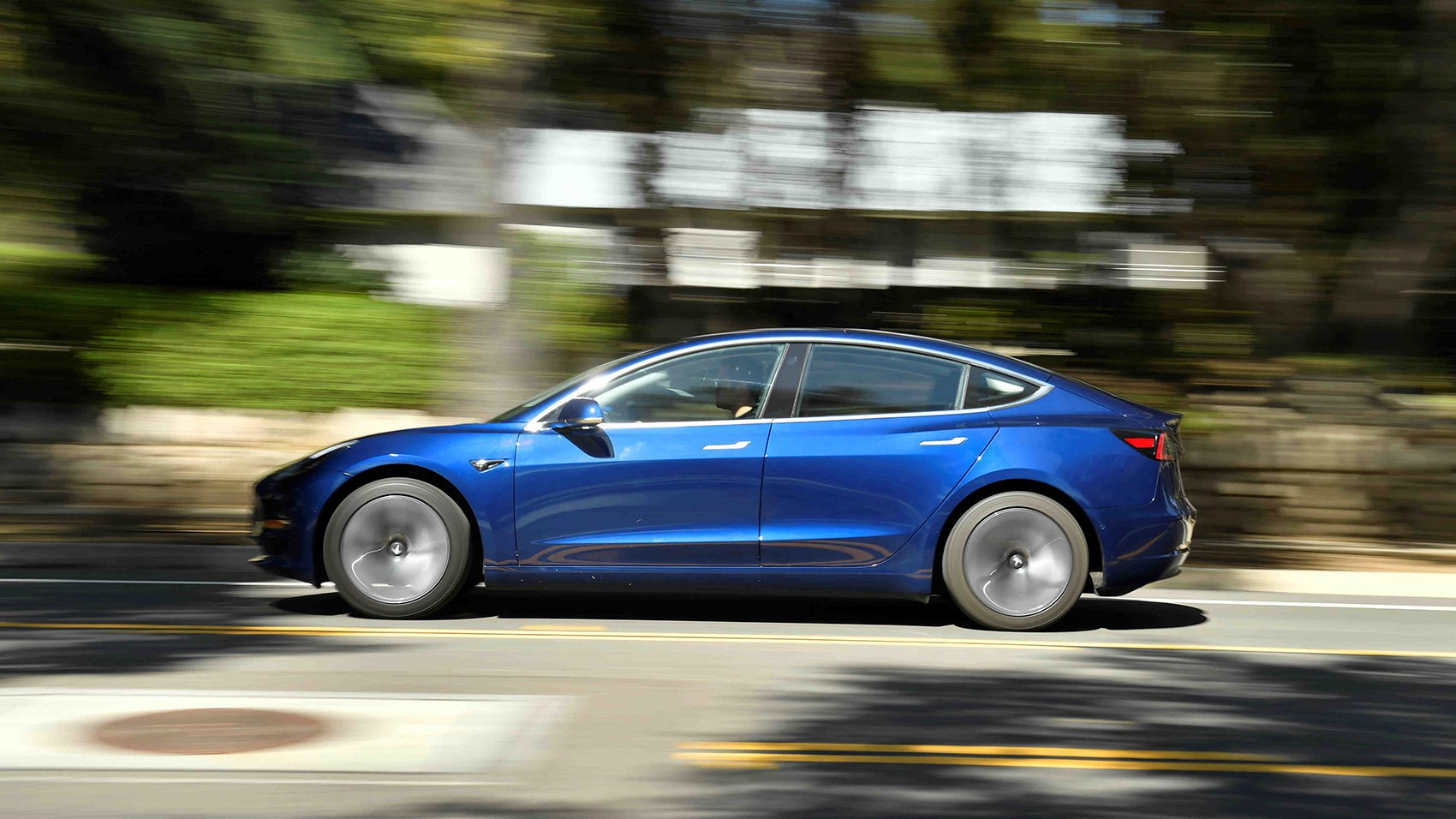 Tesla Model 3: UK prices from around £30,000