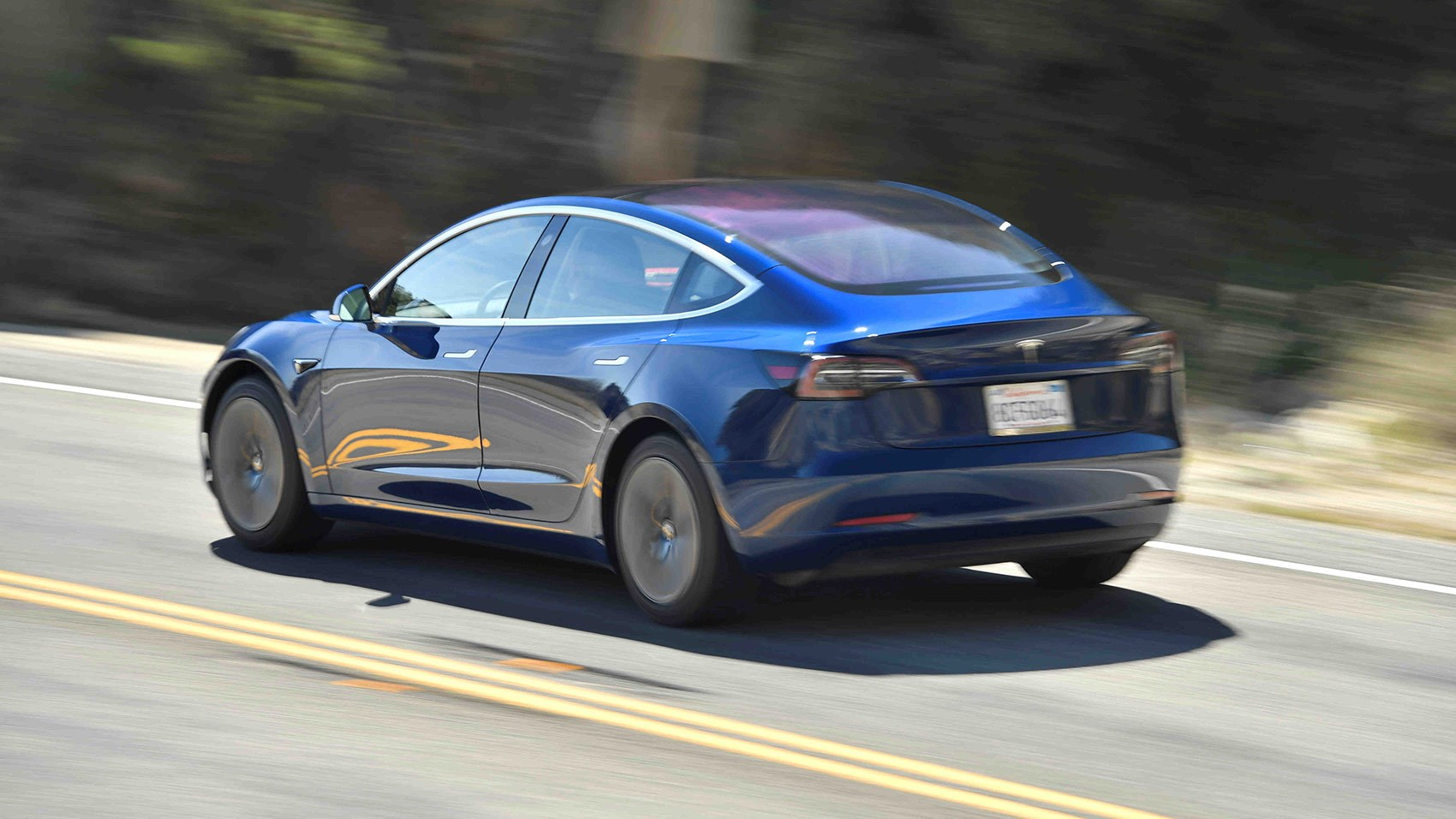 Tesla Model 3 UK review   CAR Magazine