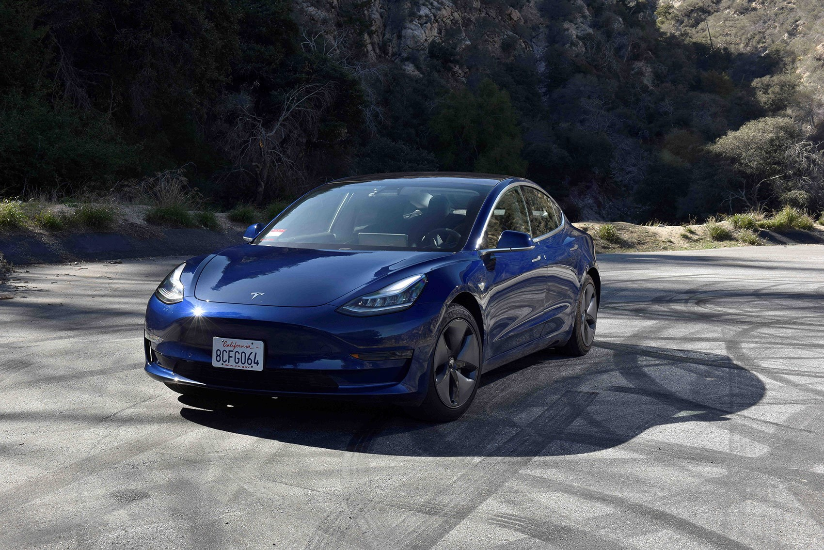 tesla model 3 review we drive musk 39 s ev for the people car magazine. Black Bedroom Furniture Sets. Home Design Ideas