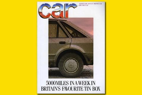 CAR June 1986