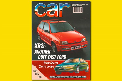 CAR January 1990