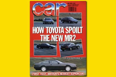 CAR May 1990