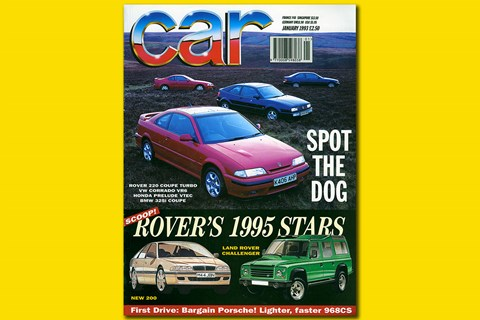 CAR January 1993