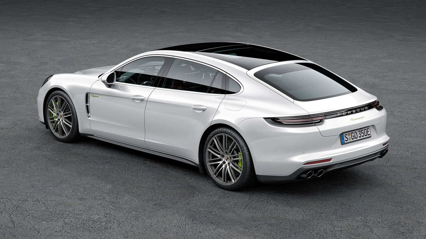 Image result for 2018 Panamera 4 Executive