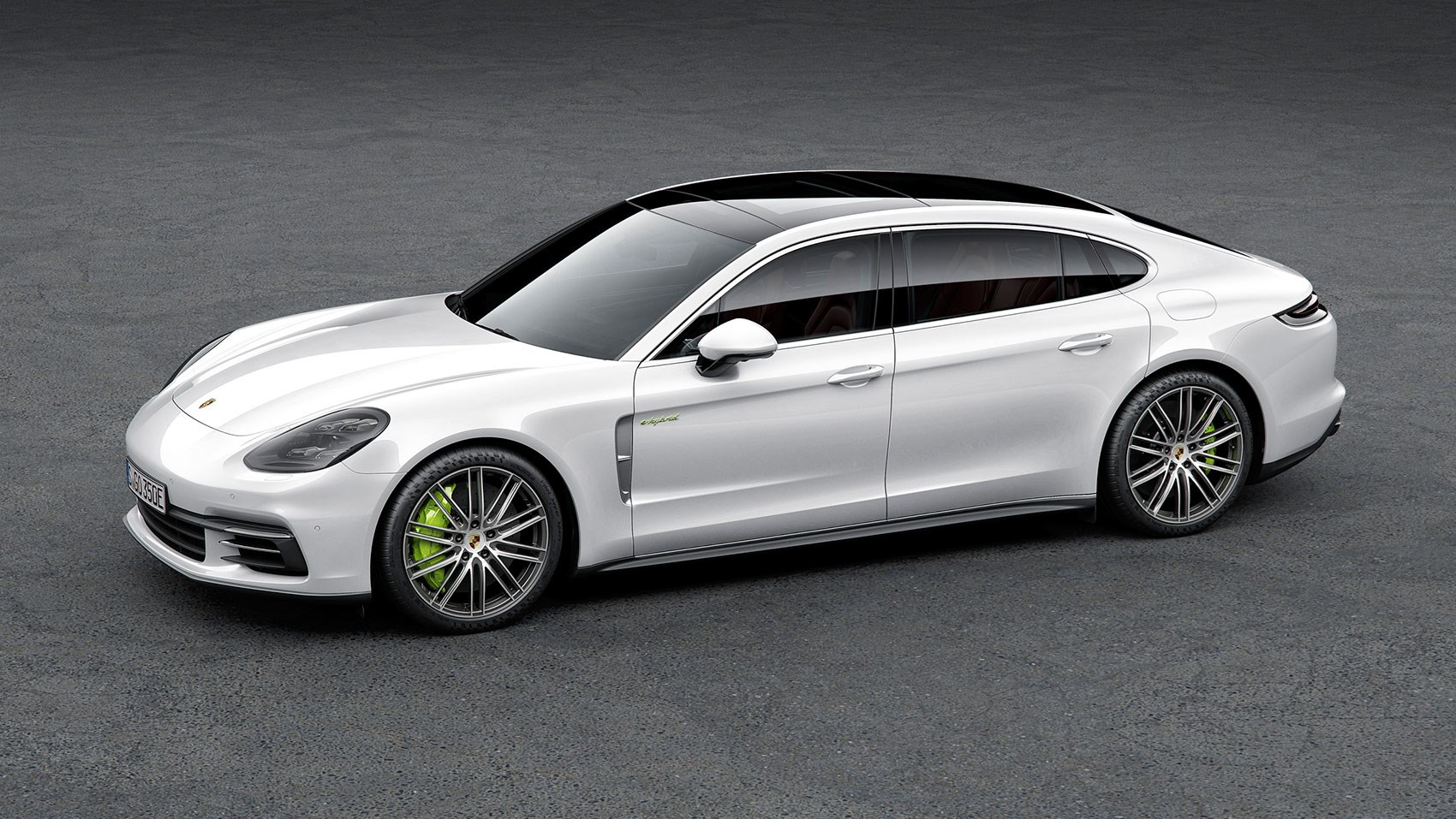 Porsche Panamera Executive Longer Rear Doors A Giveaway Now Much Easier To Climb Onboard
