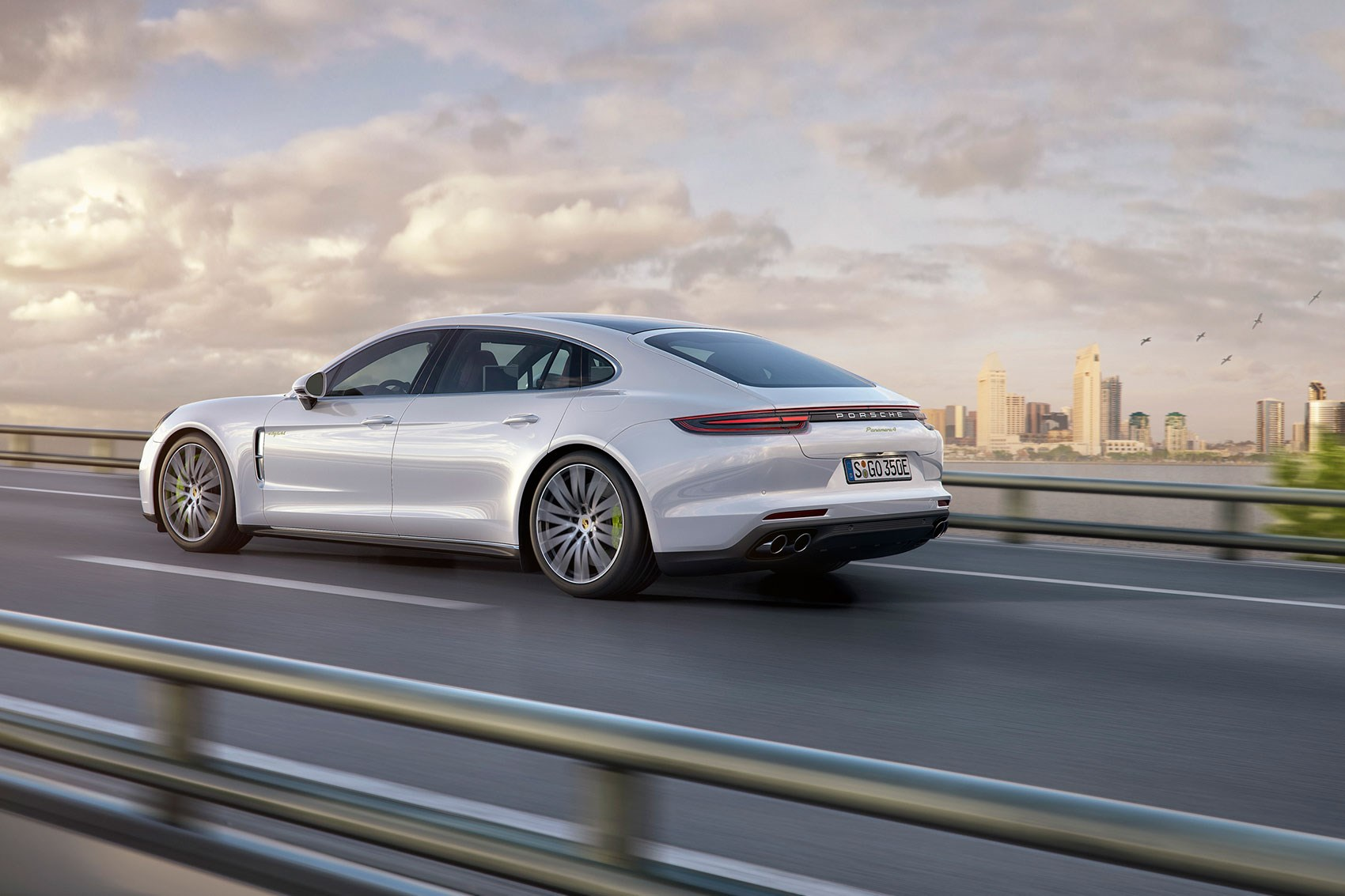 Prices, specs and review: we test the new 2018 Porsche Panamera Executive LWB