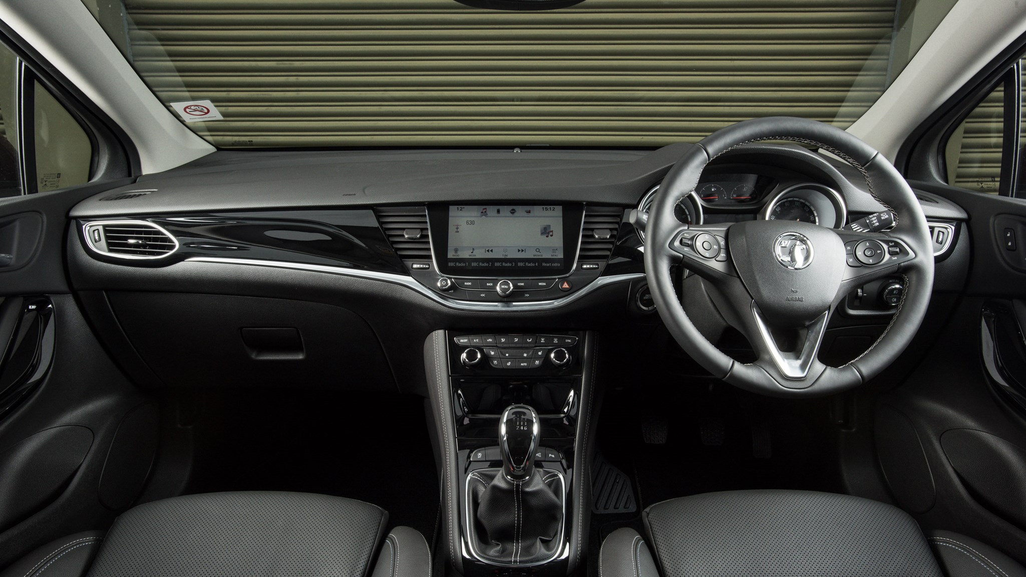 Vauxhall Grandland X interior review