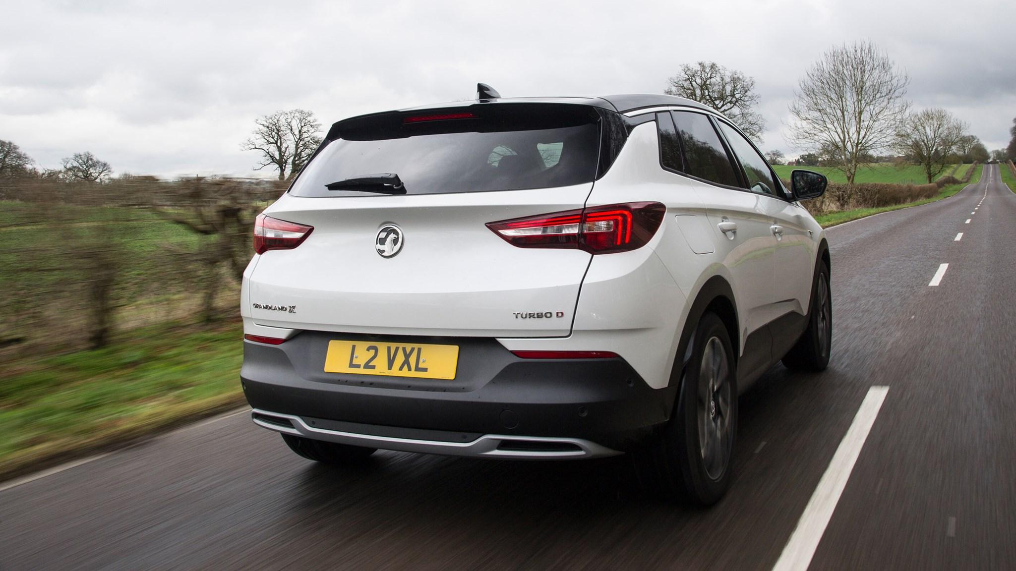 2017 Suv Lease Deals >> Vauxhall Grandland X Ultimate review: SUV supreme or plain 3008? | CAR Magazine