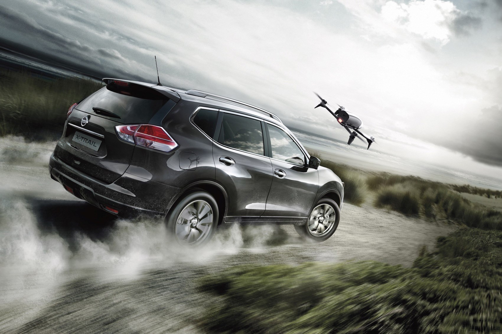 Does It Work? Nissan X-Trail X-Scape Drone Tested By CAR