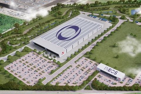 Ineos Bridgend facility