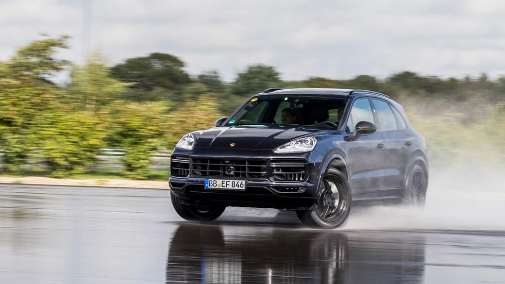 Porsche Cayenne Suv 2017 First Ride Review