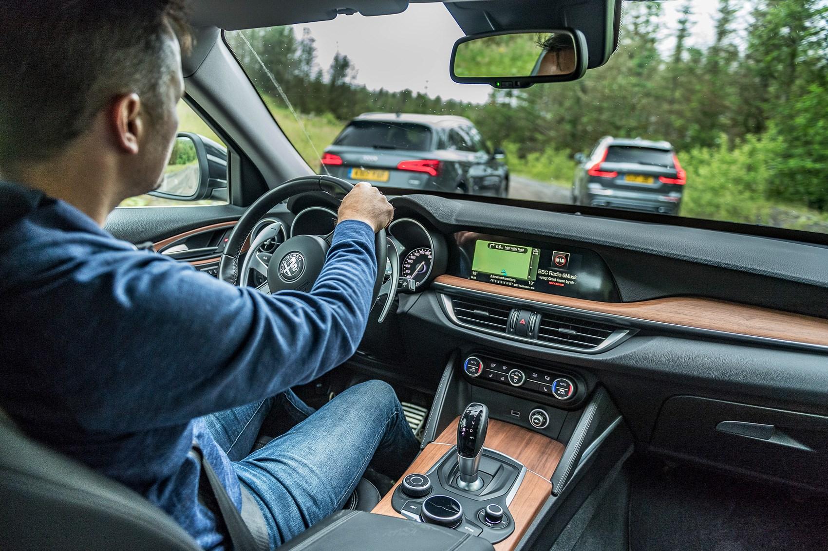 Alfa Romeo Stelvio Vs Volvo Xc60 Vs Audi Q5 Triple Test Review Car