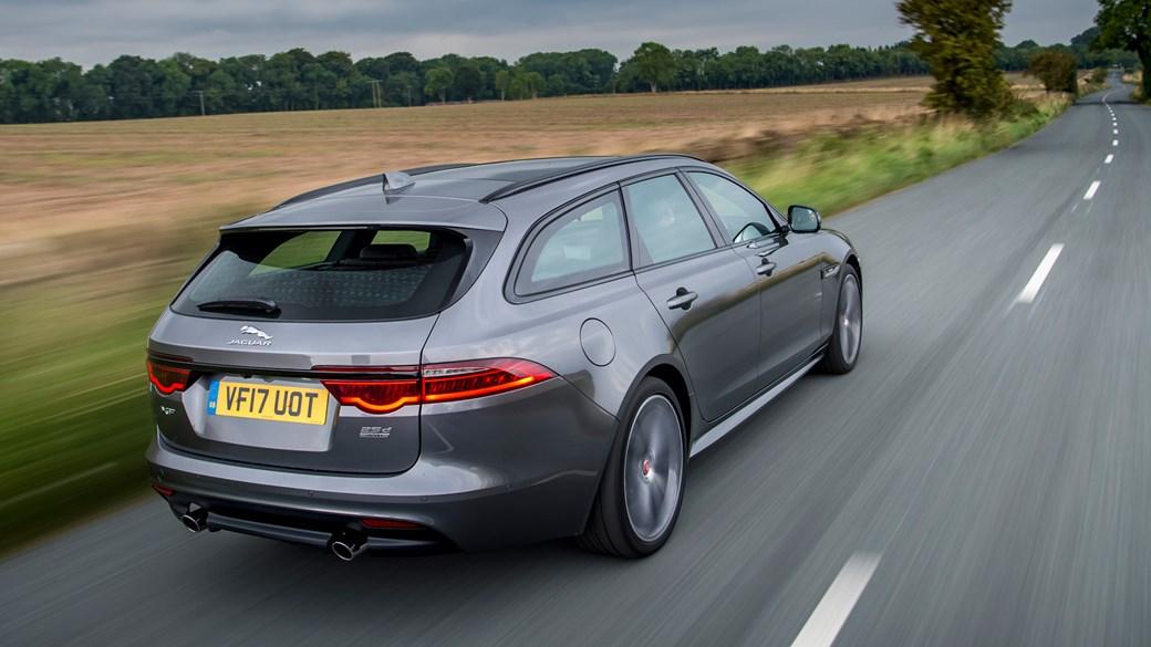 Jaguar Xf Sportbrake Estate 2017 Review