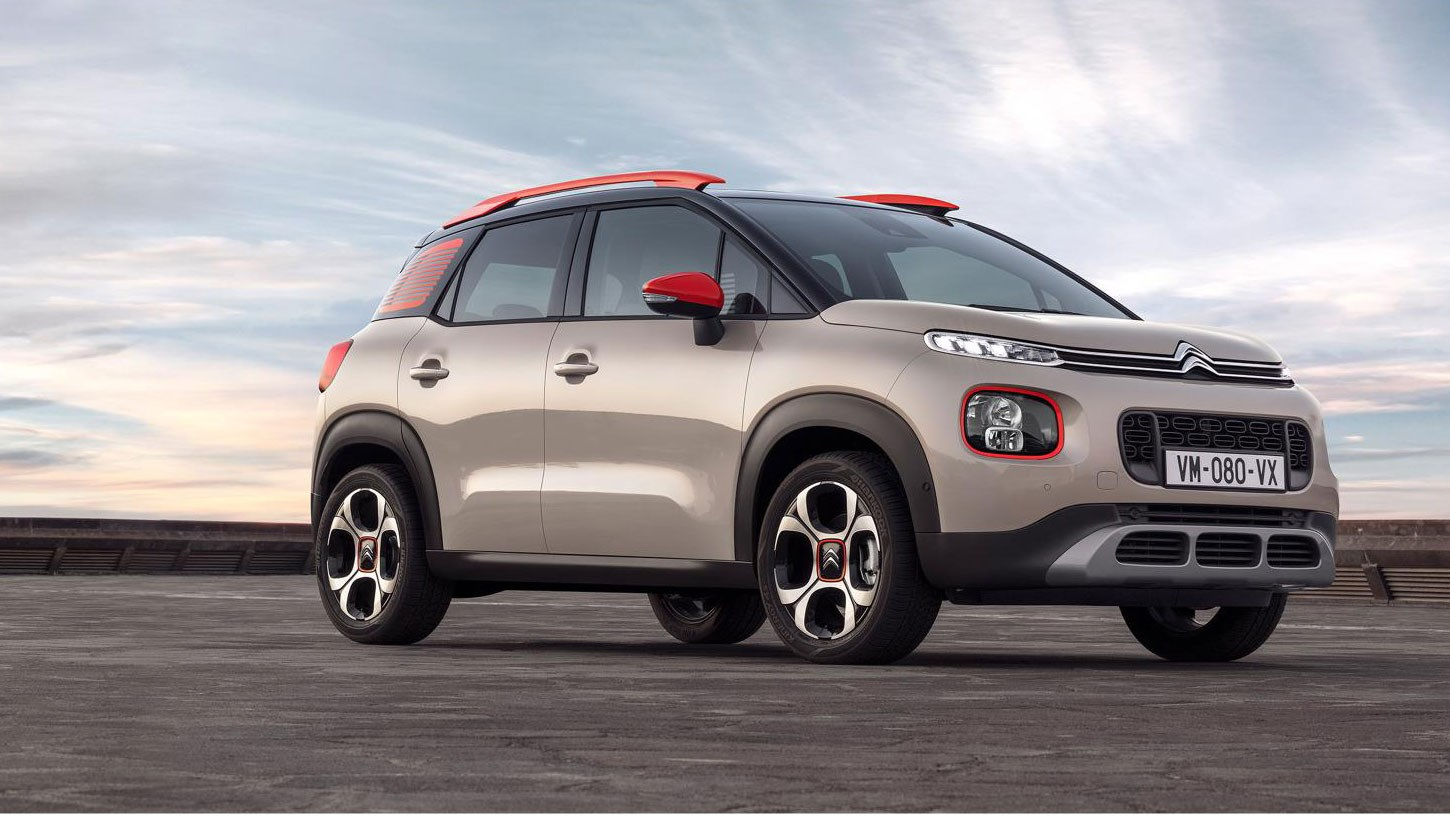 citroen c3 aircross 2018 review car magazine. Black Bedroom Furniture Sets. Home Design Ideas