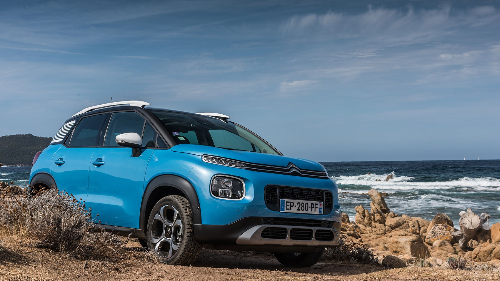 citroen c3 aircross 2018 review by car magazine. Black Bedroom Furniture Sets. Home Design Ideas