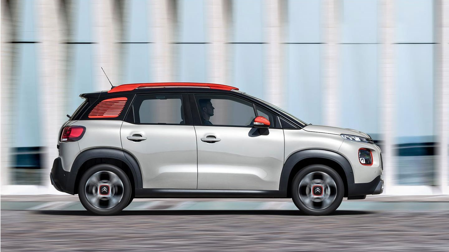 Citroen C3 Aircross: review, prices and specs
