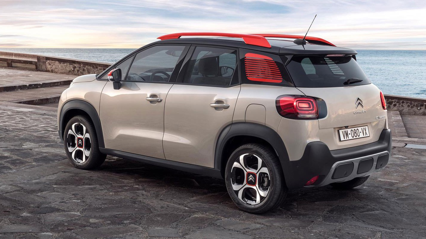 Citroen C3 Aircross: UK prices from £13,995