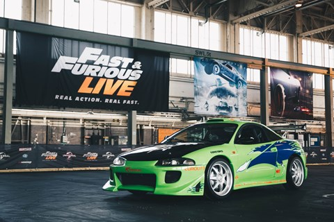 Fast and Furious Live Mitsubishi Eclipse