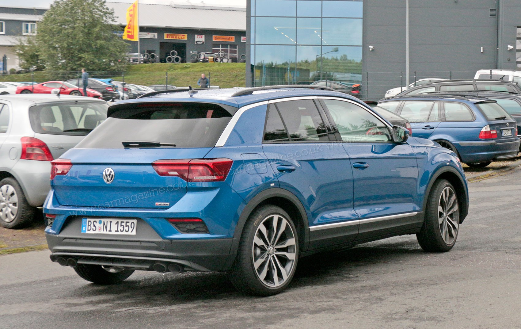 Electric Cars For Sale >> VW T-Roc R (2018) revealed in pictures by CAR Magazine