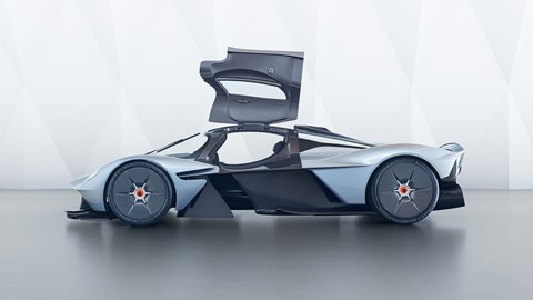 The new 2019 Aston Martin Valkyrie