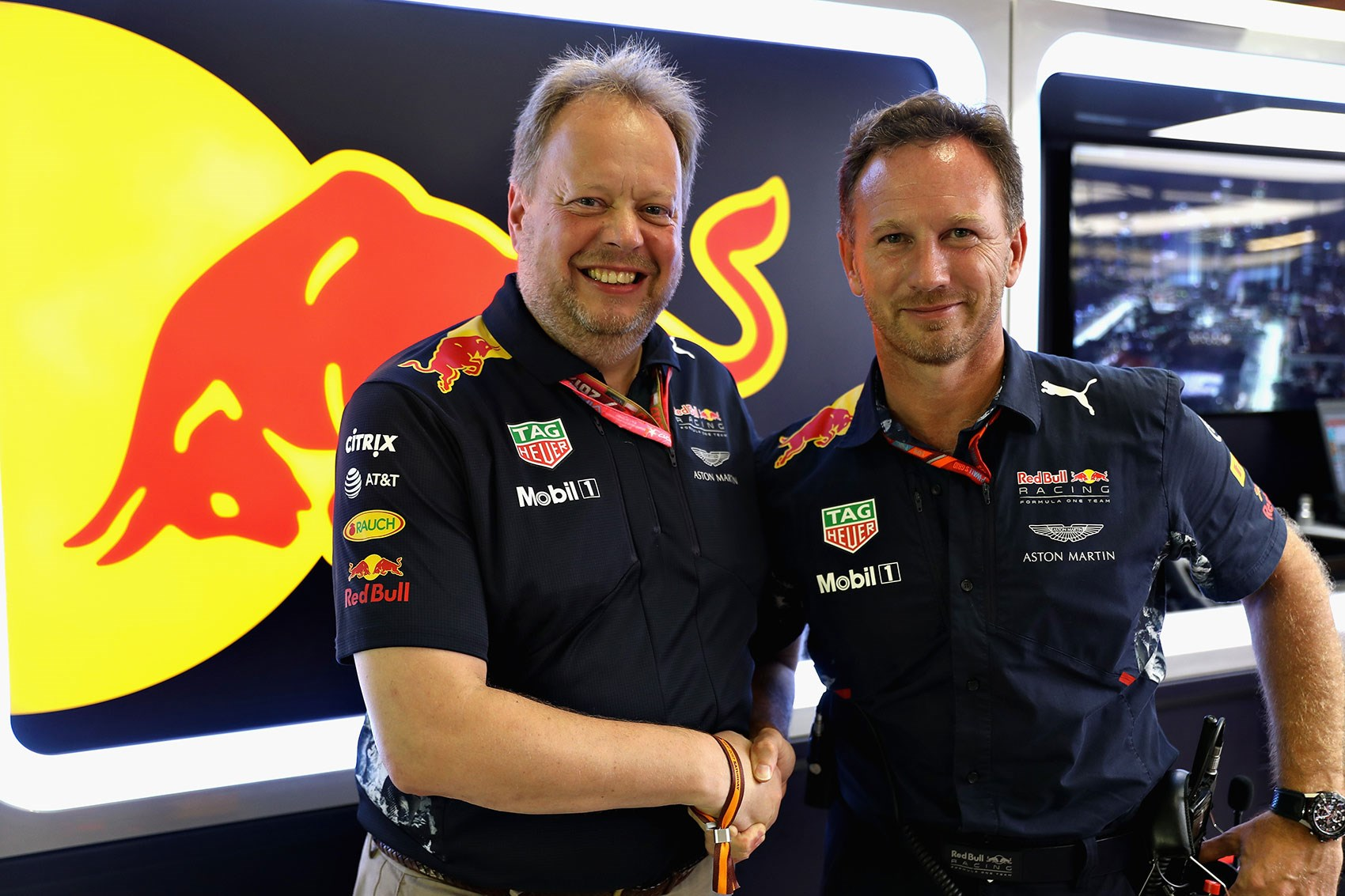 RBR will be Aston Martin Red Bull Racing from 2018