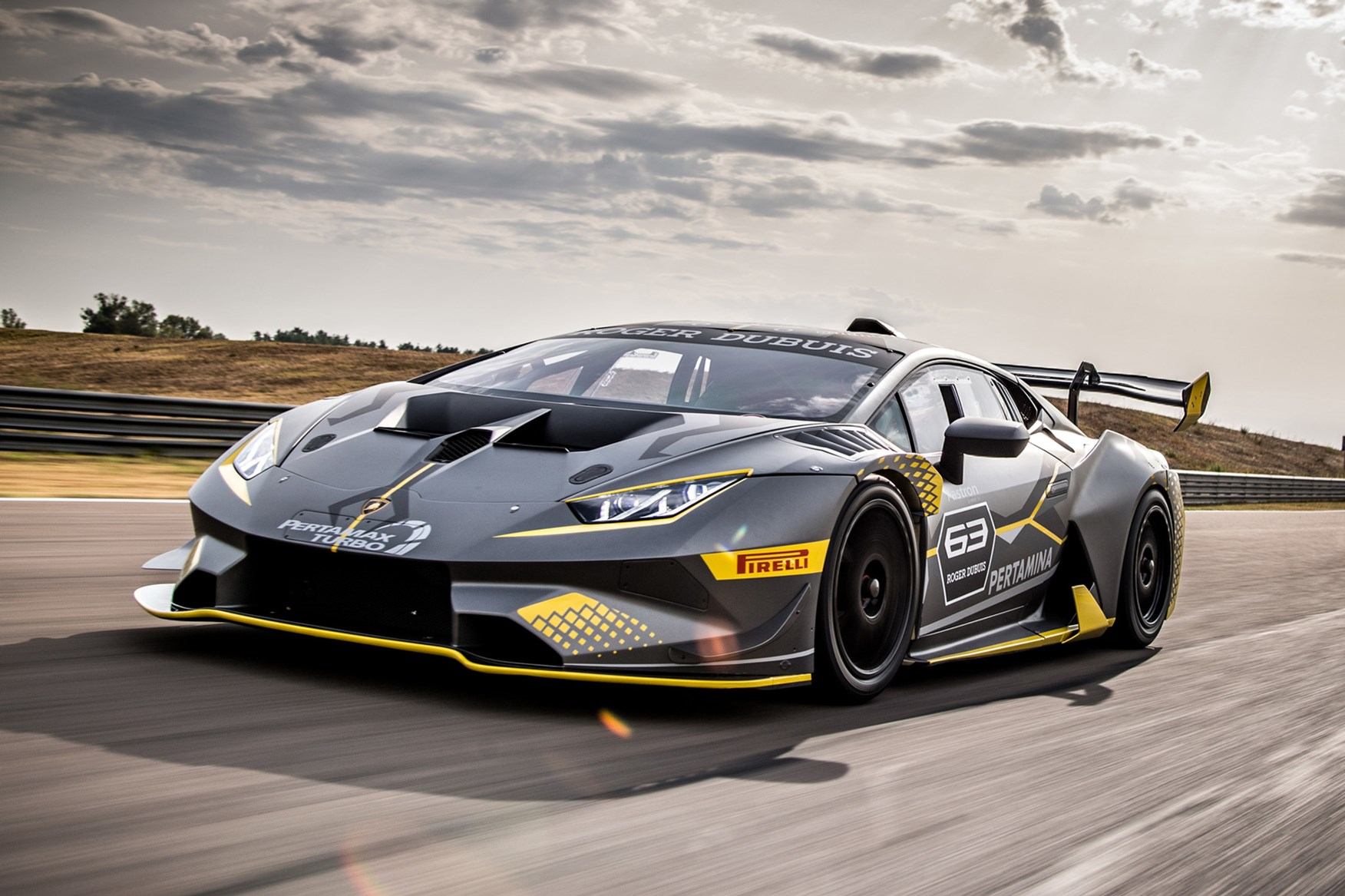 Lamborghini Huracan Super Trofeo Evo Here To Reap Your Soul By Car Magazine