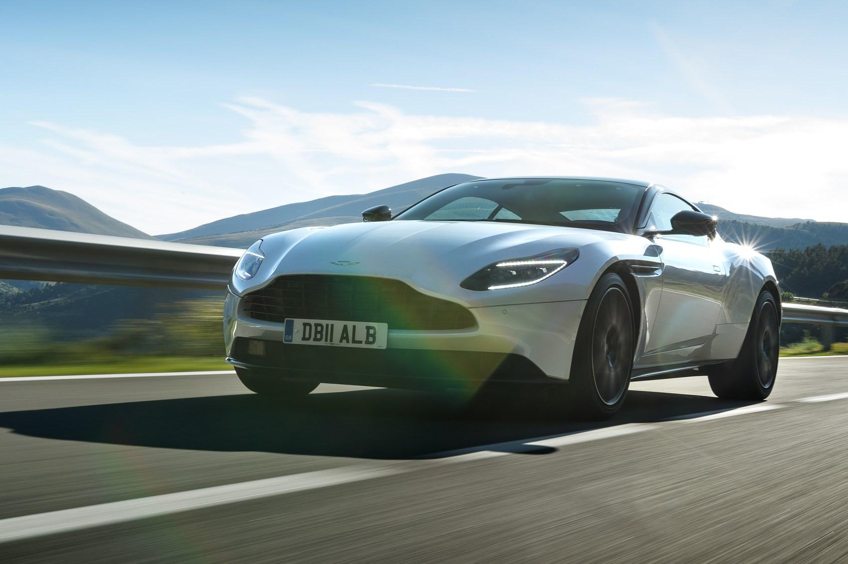 Aston Martin DB Volante Review CAR Magazine - How much are aston martins