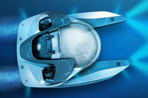 Project Neptune submarine
