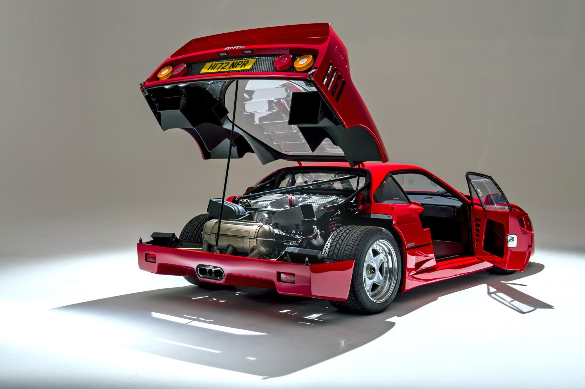Ferrari Under The Skin Exhibition At London Design Museum