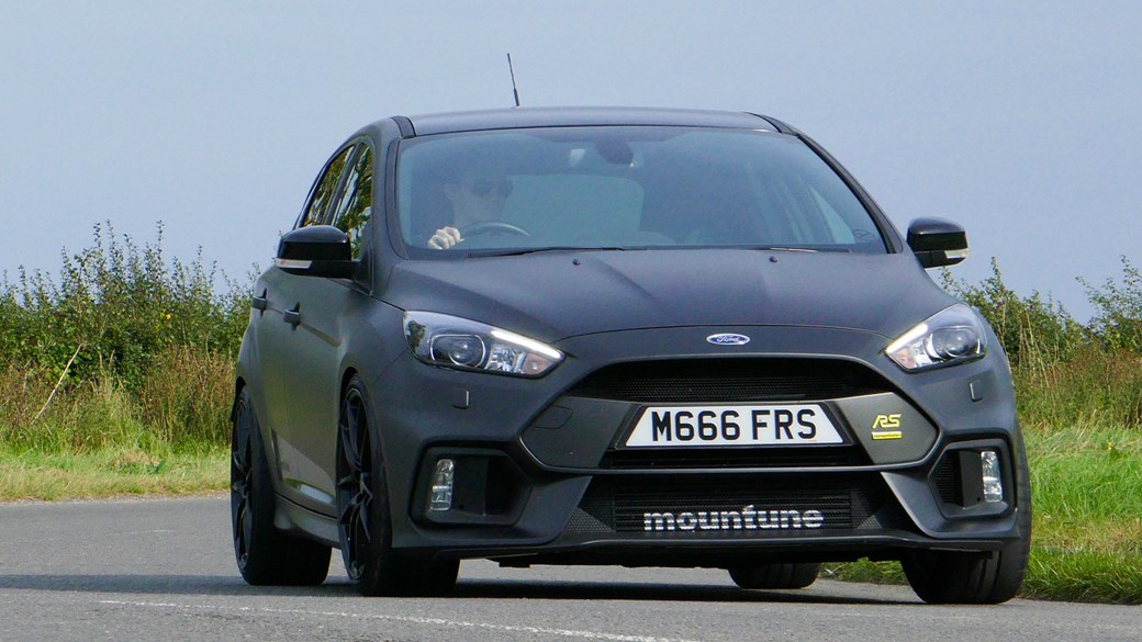 Ford Focus Rs Mountune M400 2017 Review