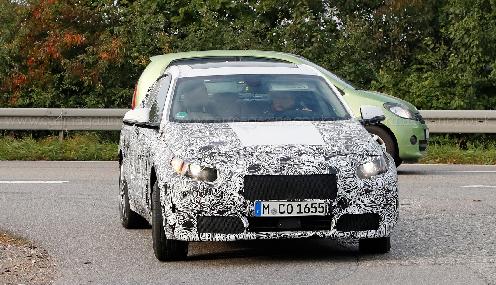 BMW Series Gran Coupe Spyshots By CAR Magazine - Bmw 2 series release date