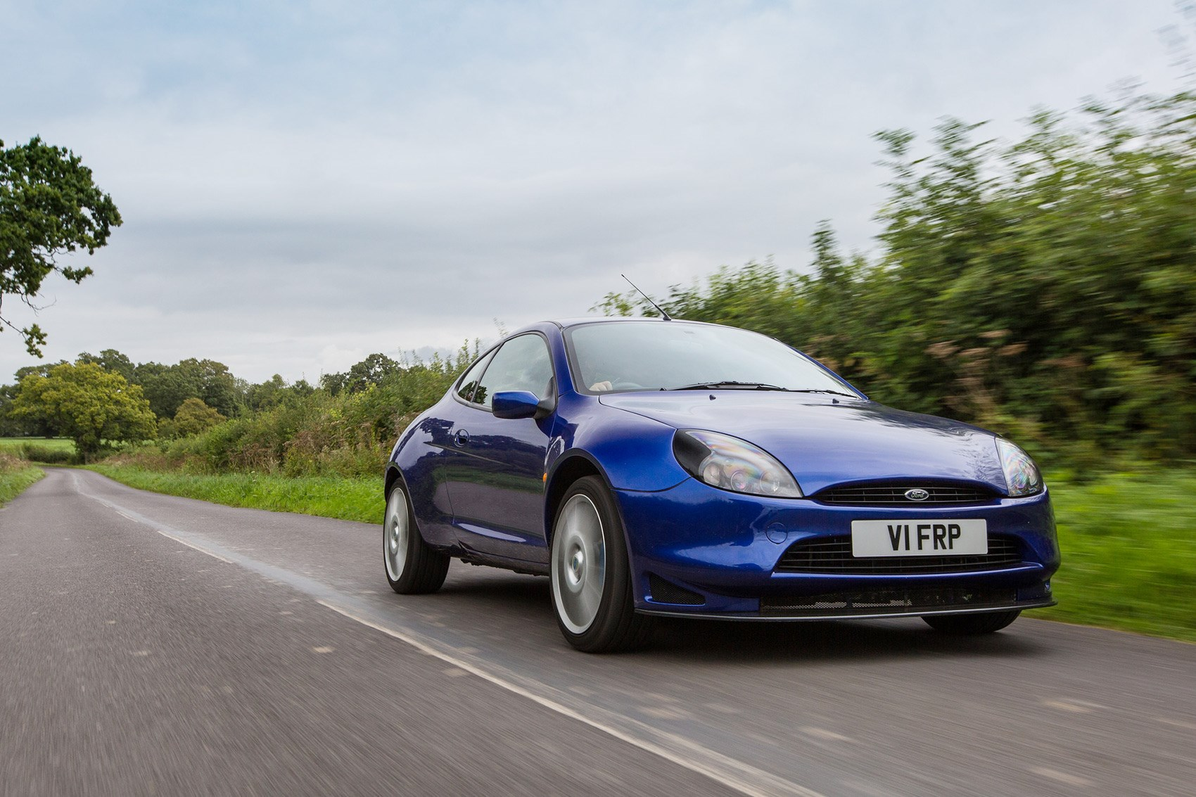 Ford Racing Puma (1999-2001) Review By CAR Magazine