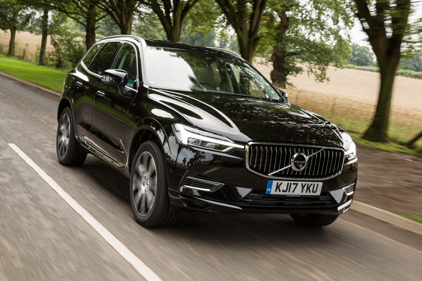 Volvo Xc60 T8 Twin Engine 2017 Review