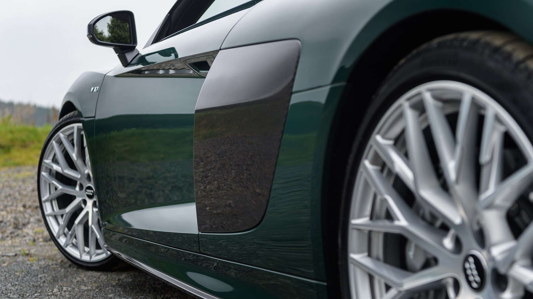 Audi R8 Spyder V10 Plus (2017) review | CAR Magazine