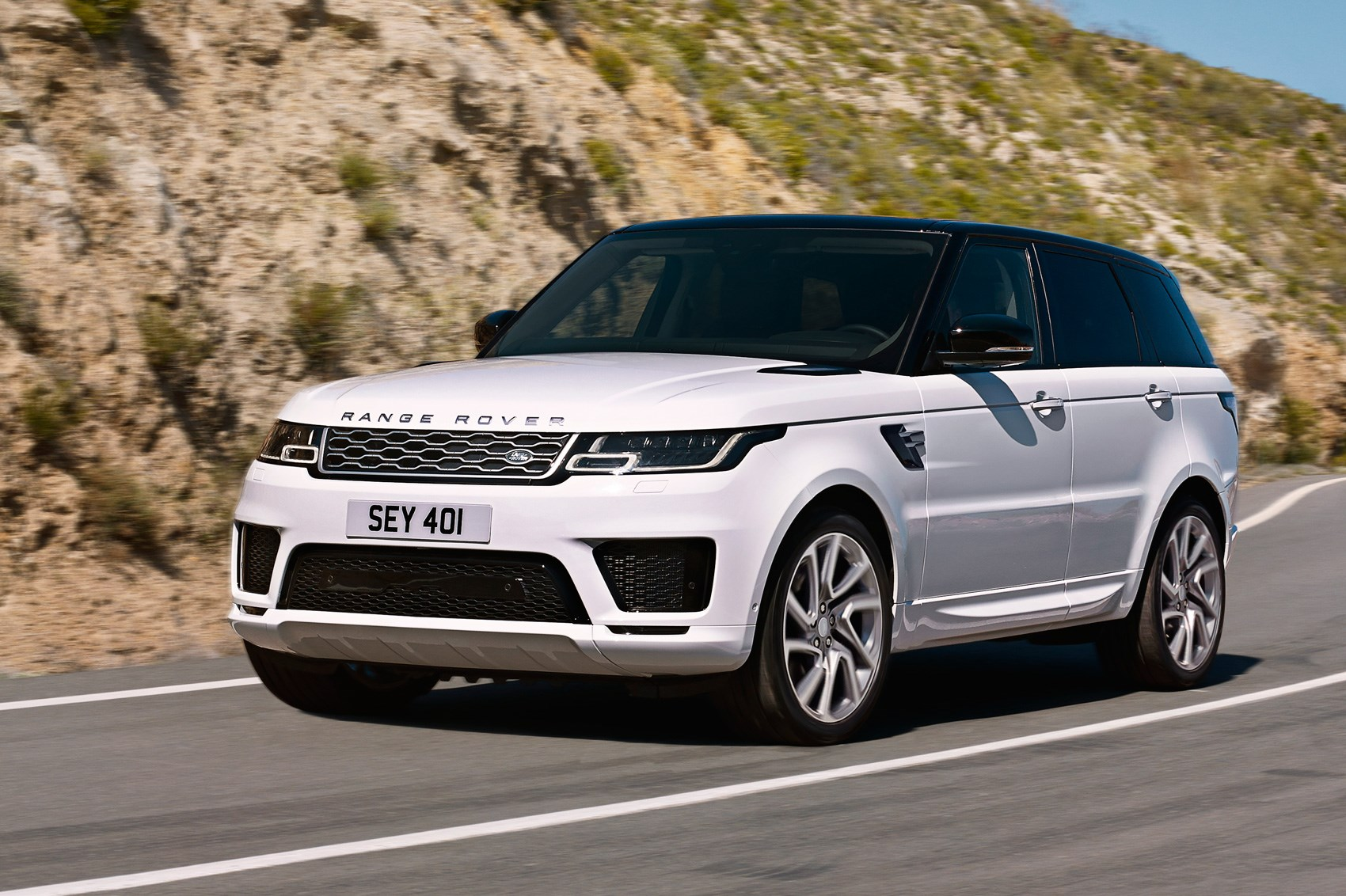 Range Rover Sport 2018 MY and P400e PHEV | CAR Magazine