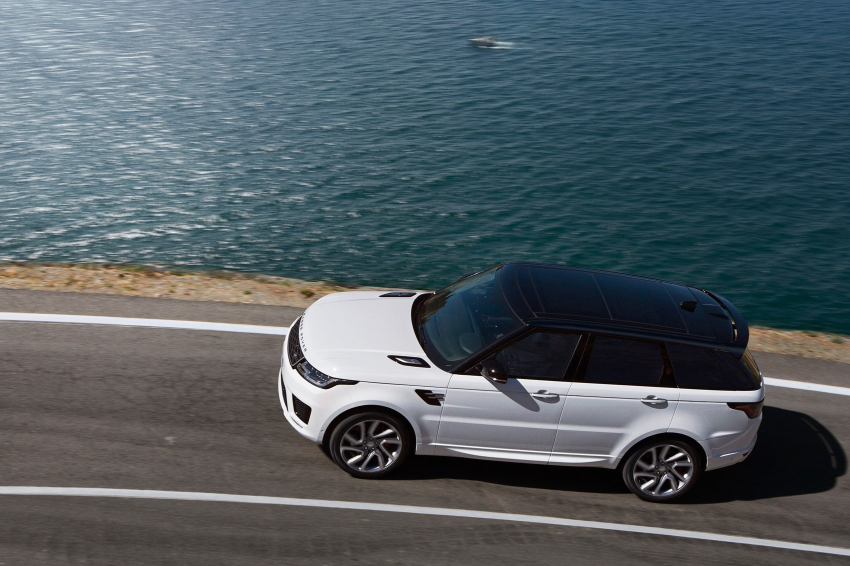 Range Rover Sport 2018 MY and P400e PHEV by CAR Magazine