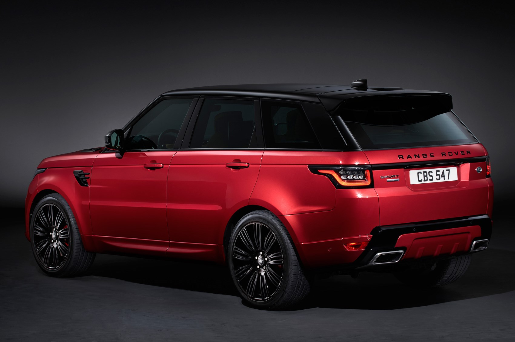 range rover sport 2018 my and p400e phev by car magazine. Black Bedroom Furniture Sets. Home Design Ideas